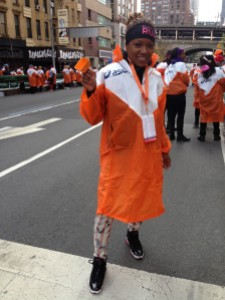 My volunteer experience at the 2014 ING NYC Marathon Mile 16