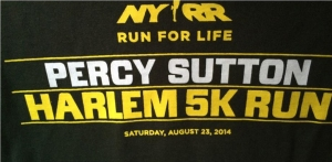 Race Recap: Percy Sutton Harlem 5K Run August 23, 2014