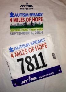 Race Recap: Autism Speaks 4 Miles of Hope September 6, 2014