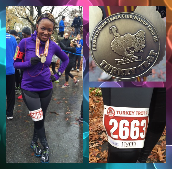 Happy Thanksgiving from the Prospect Park Turkey Trot!