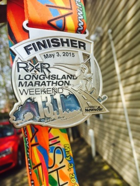Race Recap: Long Island Half Marathon May 3, 2015