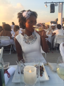 str8Kim's Adventure Series: Diner En Blanc NYC 2015