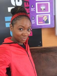McDonalds Selfie