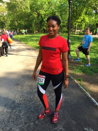 Race Recap: NYRR UAE Healthy Kidney 10K May 14, 2016