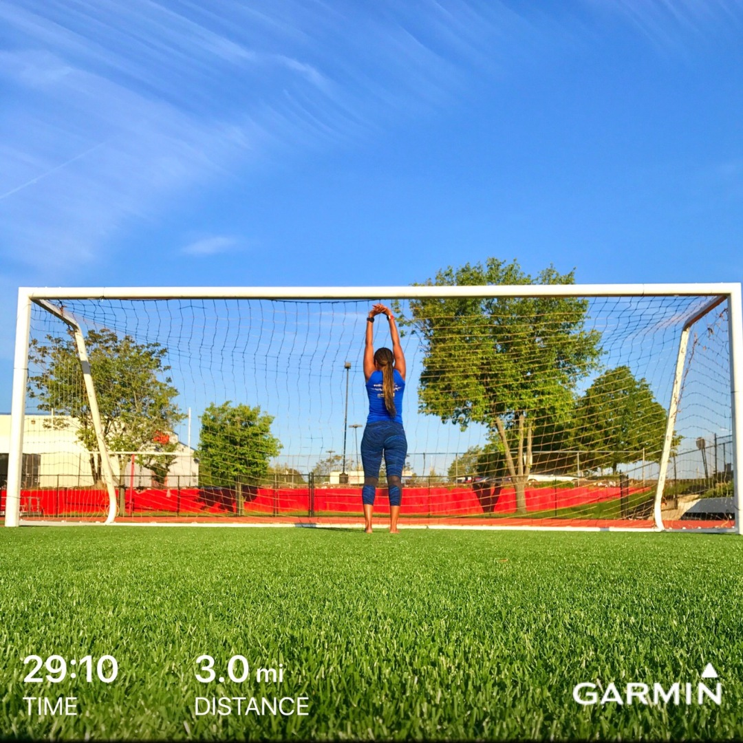 Wednesday Morning Run